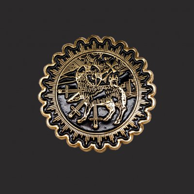behemoth - Lamb Sigil | Enamel Pin