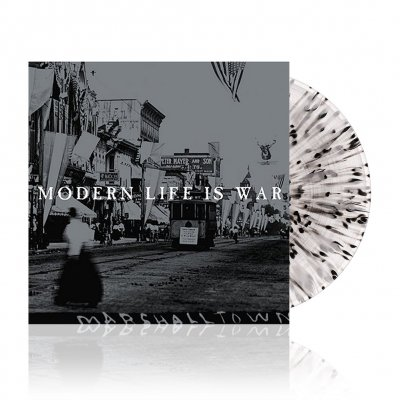Modern Life Is War - Witness | 180g Clear w/Splatter  Vinyl