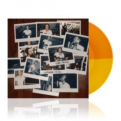 Dave Hause - September Haze | Orange/Yellow Vinyl EP