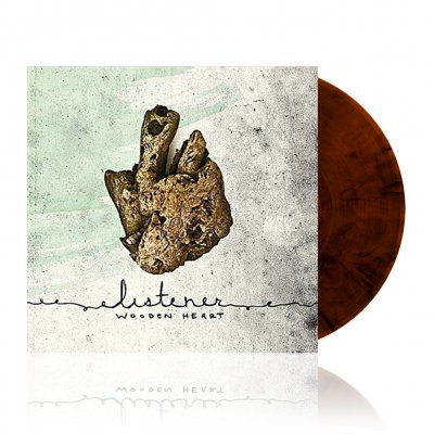 listener - Wooden Heart | Brown Vinyl