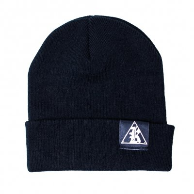 shop - K Logo Black | Beanie