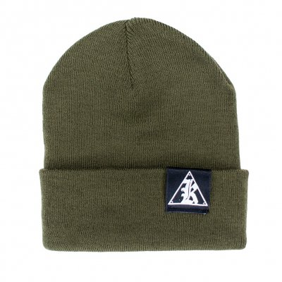 shop - K Logo Green | Beanie