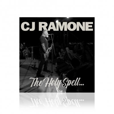 CJ Ramone - The Holy Spell | CD