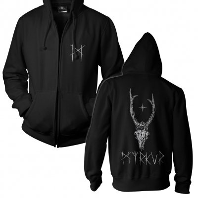 shop - Deer Skull | Zip Hood