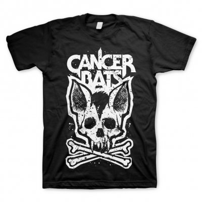 cancer-bats - Crossbones | T-Shirt