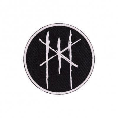 myrkur - M Logo | Patch
