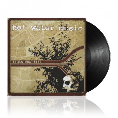 Hot Water Music - The New What Next | Black Vinyl