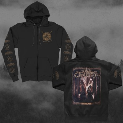 wolves-in-the-throne-room - Thrice Woven | Zip Hood