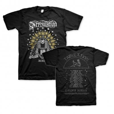 Tribulation - Tour EU 2019 | T-Shirt