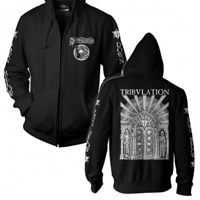 Tribulation - Down Below | Zip-Hood