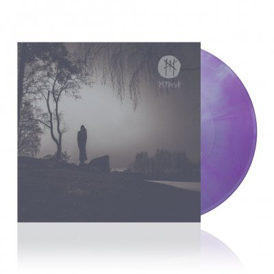 myrkur - M | Purple & Silver Galaxy  Vinyl