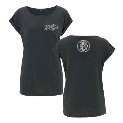 Logo | Girl Fitted Tunic T-Shirt