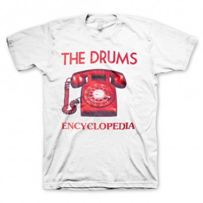 the-drums - Red Telephone | T-Shirt