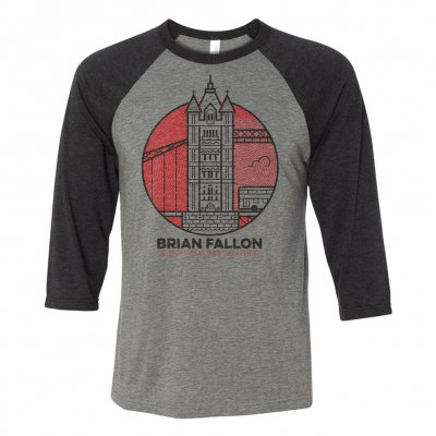 brian-fallon - Towerbridge | Baseball Longsleeve