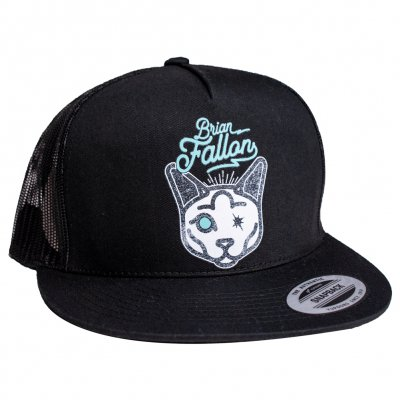 Brian Fallon - Cat | Trucker Cap