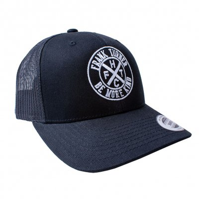frank-turner - Be More Kind Logo | Trucker Cap