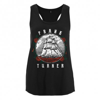 frank-turner - Ship Rose | Women's Tank Top