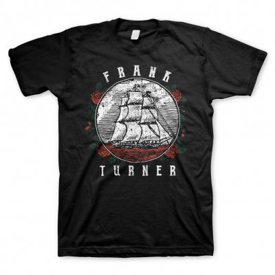 frank-turner - Ship Rose | T-Shirt