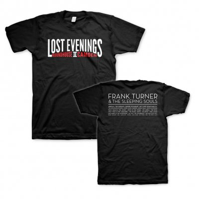 frank-turner - Lost Evenings | T-Shirt