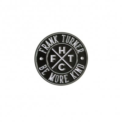 Frank Turner - Be More Kind | Enamel Pin