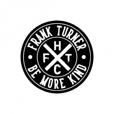 Frank Turner - Be More Kind | Sticker