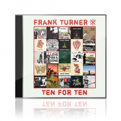 frank-turner - Ten For Ten | CD