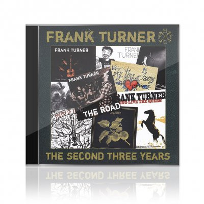 frank-turner - The Second Three Years | CD
