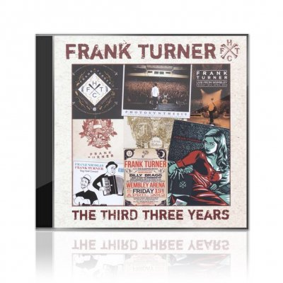frank-turner - The Third Three Years | CD