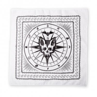 cancer-bats - Skull Bat | Bandana