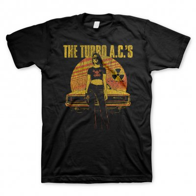 The Turbo A.C.'s - Radiation Car | T-Shirt