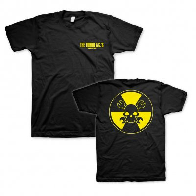 The Turbo A.C.'s - Radiation | T-Shirt
