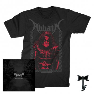 Abbath - Outstrider/Frame | CD Bundle
