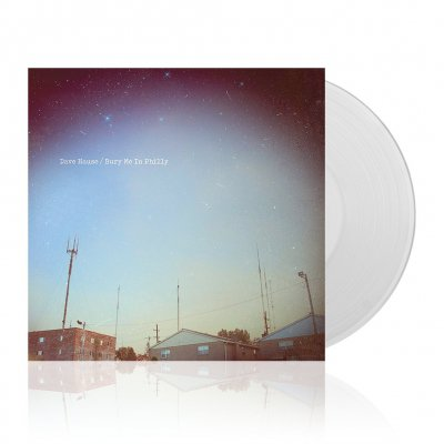 Dave Hause - Bury Me In Philly | Clear Vinyl