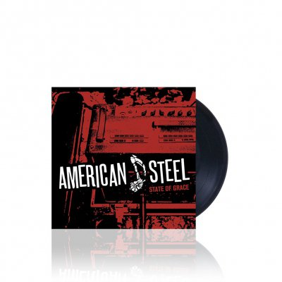 American Steel - State Of Grace | Black 7 Inch