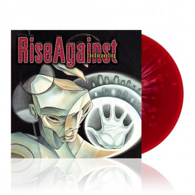 rise-against - The Unraveling | Red/White Splatter Vinyl