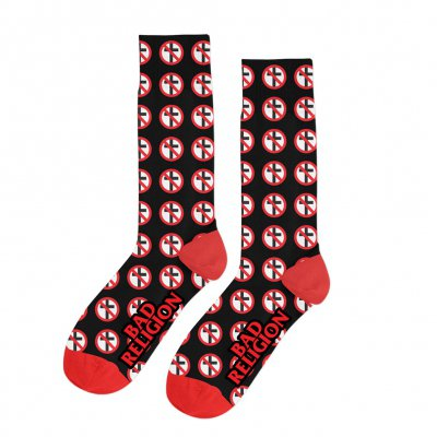 bad-religion - Cross Buster | Socks