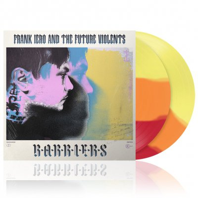 Frank Iero - Barriers | 2xTri-Colour Vinyl