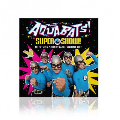 The Aquabats - Supershow Soundtrack: Volume One | CD