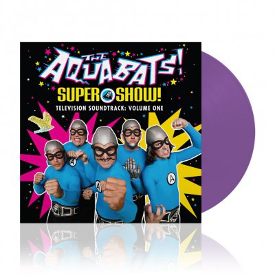 The Aquabats - Supershow Soundtrack: Volume One | Purple Vinyl