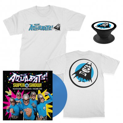 The Aquabats - Super Show Soundtrack Vol. One | LP Bundle