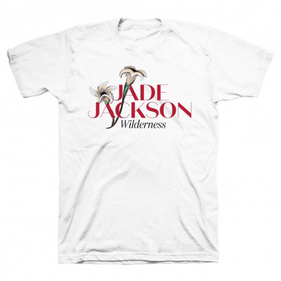 Jade Jackson - Wilderness Flower | T-Shirt