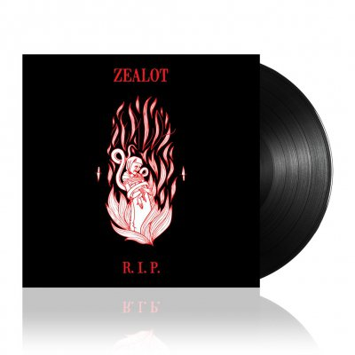 "Zealot R.I.P. - Self-titled | Black 12"" EP"