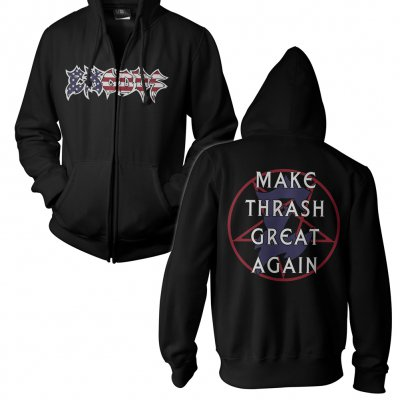 Make Thrash Great Again | Zip-Hood