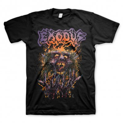 Exodus - Splatter Head | T-Shirt