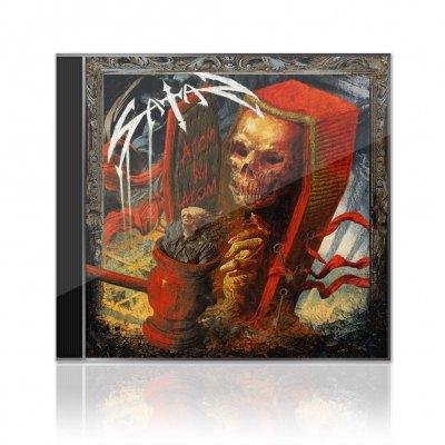 Satan - Atom By Atom | CD