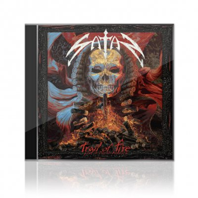 Satan - Trail Of Fire - Live In North America | CD