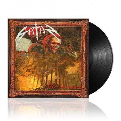 Satan - Life Sentence | Black Vinyl