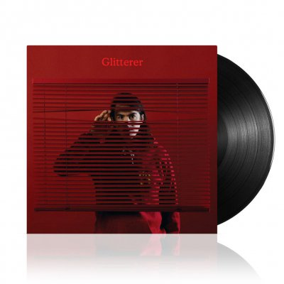 Glitterer - Looking Through The Shades | Black Vinyl