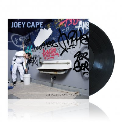Joey Cape - Let Me Know When You Give Up | Black Vinyl