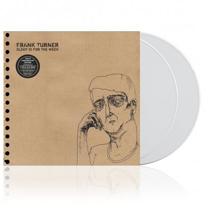 frank-turner - Sleep Is For The Week | 2x180g White Vinyl